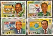 T2788 20 Jahre Unabhängigkeit Tuvalu 809/12 **/MNH