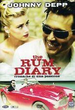 THE RUM DIARY - CRONACHE DI UNA PASSIONE  DVD AZIONE