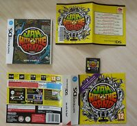 JEU VIDEO NINTENDO DS DSI LITE JAM WITH THE BAND COMPLET SANS BOITIER