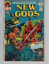 The New Gods 7   1st Steppenwolf, Early Darkseid 1972 Fine HTF DC Comic