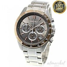 SEIKO SELECTION SBTR026 Watch Men's Chronograph in Box from JAPAN NEW