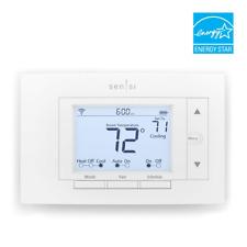 Emerson Sensi Wi-Fi Thermostat, For Smart Home, DIY Version, Alexa Voice Control