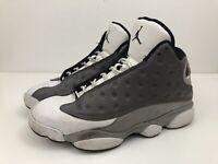 Nike Air Jordan 13 Retro Atmosphere Grey 414571-016 Men's Size 8 Used