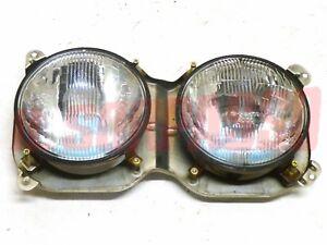 Groups Optical Lights Hasguitar + Support Fiat 124 Special Ti Original Siem