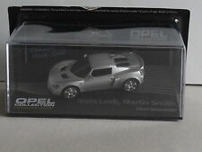 THE OPEL COLLECTION,OPEL SPEEDSTER. SILVER. `NIELS LOEB` ,mag part works.HH131