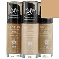 Revlon ColorStay Foundation Oily/Combination Skin 300 Golden Beige SPF15 30ml fo