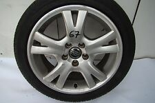 067/68/69 VOLVO S60 V70 S80 original 1x Alufelge 17 Zoll mit Reifen 30643770
