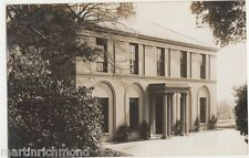 Worcester, St. Johns, Bromwich House Real Photo Postcard #2, B493