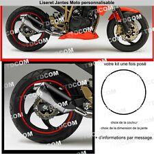 KTM - Liseret de jantes - stickers adhésifs - Couleur aux choix