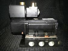 New Parker Schrader Bellows Solenoid Valve Part # 5295-8262STF