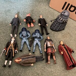 doctor who figure bundle Renegade Dalek Rememberance