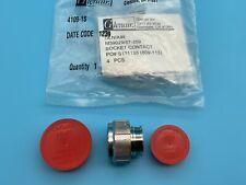 Pave Technology Circular 4 Pin Connector Pt 4109 S Series With Pins Glenair