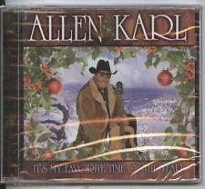 Allen Karl - It's My Favorite Time Of The Year (CD Album)
