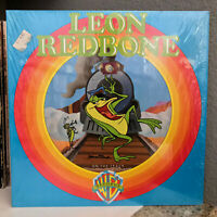 "LEON REDBONE - On The Track (Original Shrinkwrap) - 12"" Vinyl Record LP - VG+"
