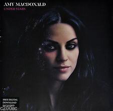 AMY MACDONALD - UNDER STARS, ORG 2017 EU vinyl LP + DOWNLOAD, NEW - SEALED!