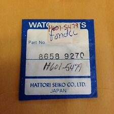 Seiko Crystal Gasket 86589270 for case H601-5479 & Others