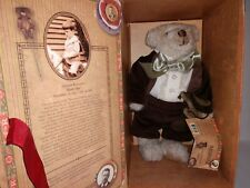 The Bears of Sagamore Hill Quentin Roosevelt Bear Midwest of Cannon Falls 2002