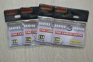 FOX Series 3 Fine Carbon Match