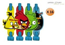 Angry Birds Blowouts 16 Pack Party Favours Party Supplies