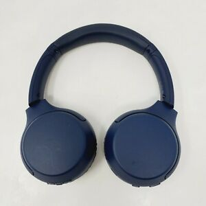 Sony WH-XB700 Wireless On-Ear Headphones - Blue Tested Working Genuine Authentic