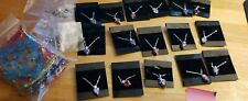 Lot Of 21 Necklaces With Jewelry Bag #4