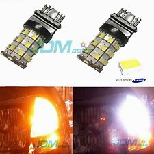 JDM ASTAR 4x700 LM 3157 Dual Color AX-2835 60SMD White/Amber Switchback LED Bulb