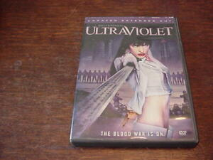 Ultraviolet (DVD, 2006, Unrated Extended Cut) Milla Jovovich