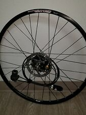 Rohloff SPEED 500-14 rear road or MTB used alloy bike bicycle wheel