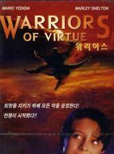 [DVD] Warriors Of Virtue (1997) Mario Yedidia *NEW