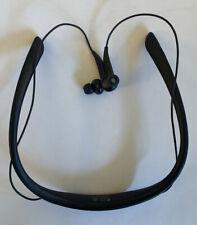 Samsung Level U Pro Wireless Bluetooth Headphones - Black/Blue - Eo-Bn920