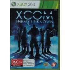 XCOM Enemy Unknown, Xbox 360 Game, USED