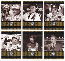 2012 Press Pass NASCAR Hall of Fame BLUE #130 Cale Yarborough BV$4!!!