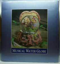 "Classic Treasure Musical Water Globe - Song ""Shall We Dance"" - Used in Box"