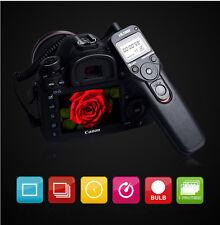 LCD Intervalometer Remote For Canon 550D 600D 650D 760D 100D 1300D 1000D 700D