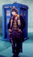 Full sized Doctor Who TOM BAKER 1976/80 TARDIS digital plans BENEFITS CHARITY