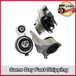 For 2009-2012 Ford Flex Limited 3.5L 5425 5342 5429 Engine Motor & Trans Mount