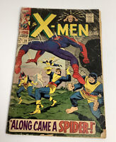 Uncanny X-Men 35 Marvel 1967 Spider-Man 1st Changeling