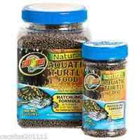 ZOO MED NATURAL AQUATIC TURTLE FOOD - HATCHLING 425g