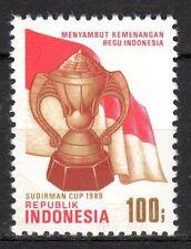 Indonesia - 1989 Badminton championship - Mi. 1302 MNH