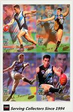 2000 Select AFL Millenium Trading Cards Base Card Team Set Port Adelaide (12)