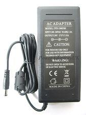3A/3000MA 24 V 72 W AC/DC adaptador de alimentación de escritorio de modo de conmutación regulada/suministro