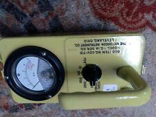 Victoreen Cd V 715 Model 1 A Radiation Detector Geiger Counter