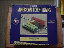 Rare American Flyer Gilbert / Lionel Loading Platform 6-49824