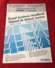 Casio CZ Series Sound Synthesis Handbook Essentials Sound Seminar Manual