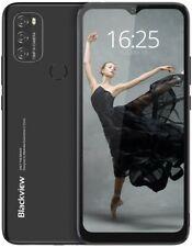 """Smartphone Blackview A70, écran 6.51"""" HD+, Batterie 5380mAh, 3Go+32Go, GPS, Noir"""