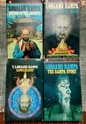 Lot of 4-Rampa-Cave of the Ancients, Rampa Story, Saffron Robe, Candlelight