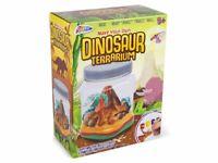 Enfants Jurassique Make Your Propre Dinosaure Terrarium Kit Moule & Peinture
