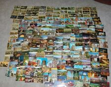 209  Vintage 1940's-1960's  Hollywood California Postcards ALL DIFFERENT