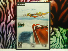 Jeu PC d'occasion en excellent état : AQUADELIC GT - FUNKY BOAT RACING -