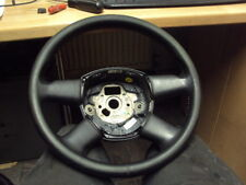 AUDI A3 A4 A6 B6 B7 4 SPOKE LEATHER STEERING WHEEL 8P0419091BF1KT NO AIRBAG